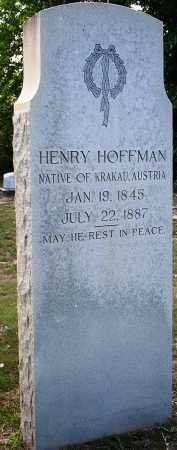 HOFFMAN, HENRY - Miller County, Arkansas | HENRY HOFFMAN - Arkansas Gravestone Photos