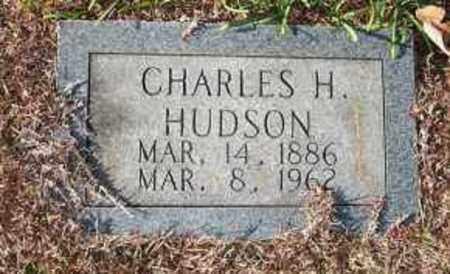 HUDSON, CHARLES H. - Miller County, Arkansas   CHARLES H. HUDSON - Arkansas Gravestone Photos