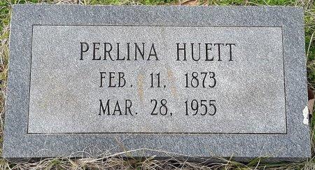 HUETT, PERLINA - Miller County, Arkansas | PERLINA HUETT - Arkansas Gravestone Photos