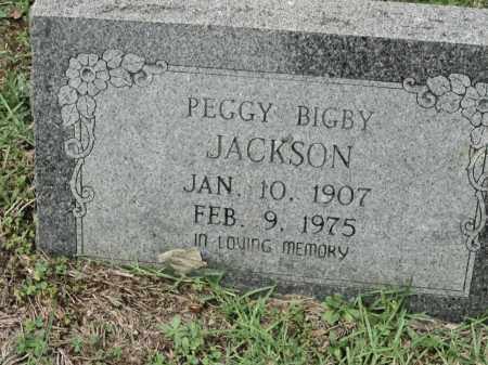 BIGBY JACKSON, PEGGY - Miller County, Arkansas | PEGGY BIGBY JACKSON - Arkansas Gravestone Photos