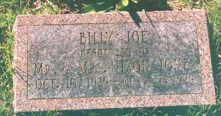 JONES, BILLY JOE - Miller County, Arkansas   BILLY JOE JONES - Arkansas Gravestone Photos
