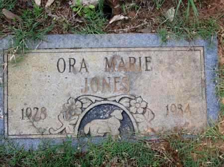 JONES, ORA MARIE - Miller County, Arkansas | ORA MARIE JONES - Arkansas Gravestone Photos