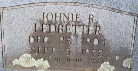 LEDBETTER, JOHNNIE R - Miller County, Arkansas | JOHNNIE R LEDBETTER - Arkansas Gravestone Photos