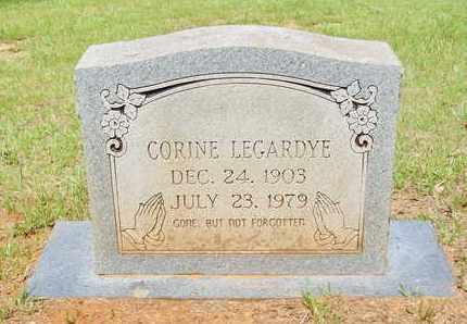LEGARDYE, CORINE - Miller County, Arkansas | CORINE LEGARDYE - Arkansas Gravestone Photos