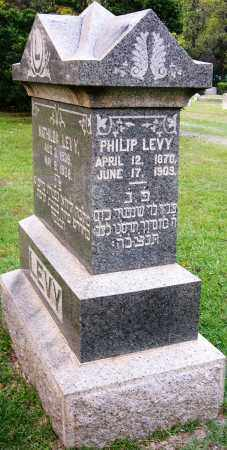 LEVY, PHILIP - Miller County, Arkansas   PHILIP LEVY - Arkansas Gravestone Photos