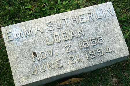LOGAN, EMMA - Miller County, Arkansas | EMMA LOGAN - Arkansas Gravestone Photos