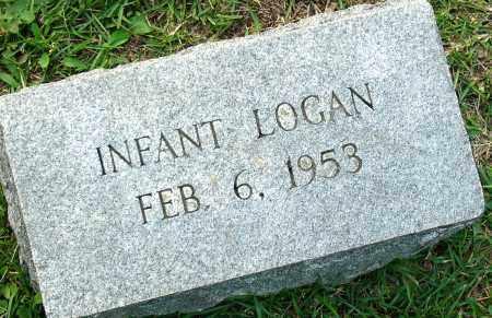 LOGAN, INFANT - Miller County, Arkansas | INFANT LOGAN - Arkansas Gravestone Photos