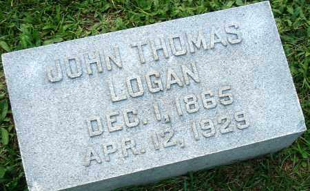 LOGAN, JOHN THOMAS - Miller County, Arkansas | JOHN THOMAS LOGAN - Arkansas Gravestone Photos