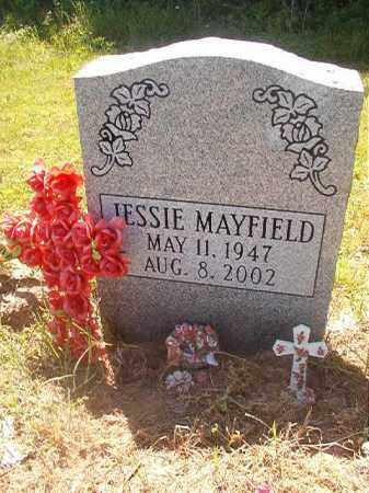 MAYFIELD, JESSIE - Miller County, Arkansas | JESSIE MAYFIELD - Arkansas Gravestone Photos