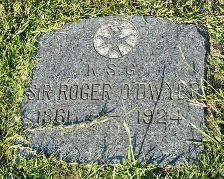 O'DWYER, ROGER, SIR - Miller County, Arkansas | ROGER, SIR O'DWYER - Arkansas Gravestone Photos