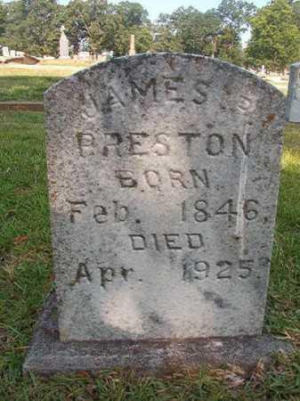 PRESTON, JAMES P - Miller County, Arkansas | JAMES P PRESTON - Arkansas Gravestone Photos