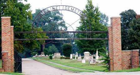 *ENTRANCE,  - Miller County, Arkansas |  *ENTRANCE - Arkansas Gravestone Photos