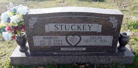 STUCKEY, MARION - Miller County, Arkansas   MARION STUCKEY - Arkansas Gravestone Photos
