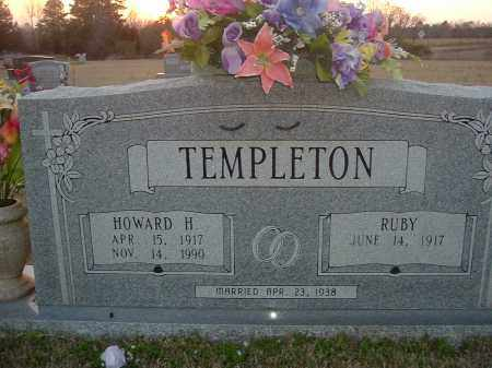 TEMPLETON, HOWARD - Miller County, Arkansas | HOWARD TEMPLETON - Arkansas Gravestone Photos