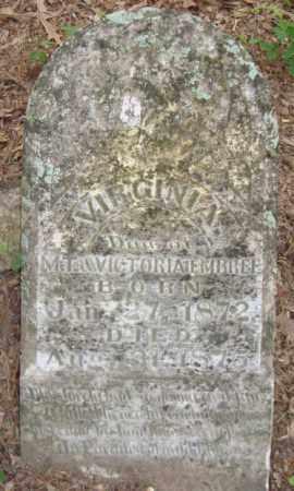EMBREE, VIRGINIA - Miller County, Arkansas   VIRGINIA EMBREE - Arkansas Gravestone Photos