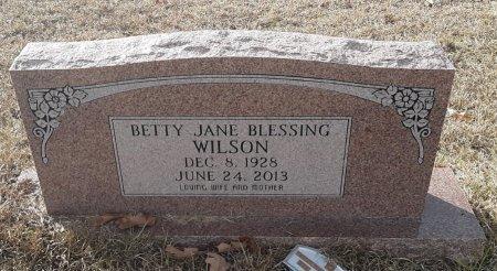WILSON, BETTY JANE - Miller County, Arkansas   BETTY JANE WILSON - Arkansas Gravestone Photos