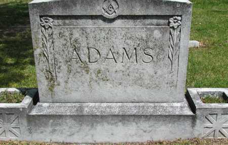 ADAMS FAMILY STONE,  - Mississippi County, Arkansas |  ADAMS FAMILY STONE - Arkansas Gravestone Photos