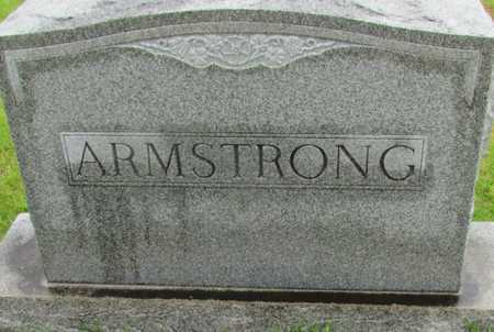 ARMSTRONG FAMILY STONE,  - Mississippi County, Arkansas |  ARMSTRONG FAMILY STONE - Arkansas Gravestone Photos