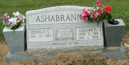 ASHABRANNER, LILLIAN P - Mississippi County, Arkansas   LILLIAN P ASHABRANNER - Arkansas Gravestone Photos