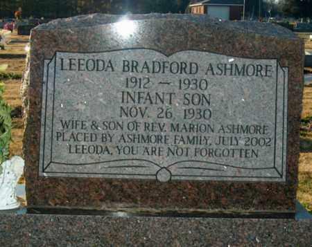 ASHMORE, LEEODA - Mississippi County, Arkansas   LEEODA ASHMORE - Arkansas Gravestone Photos
