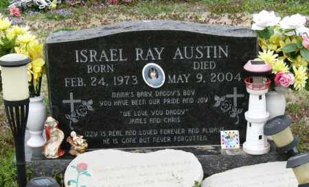 AUSTIN, ISRAEL RAY - Mississippi County, Arkansas   ISRAEL RAY AUSTIN - Arkansas Gravestone Photos