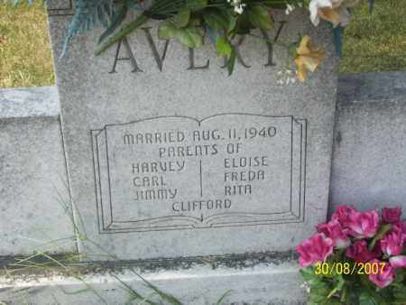 AVERY, CHARLIE HARVE - Mississippi County, Arkansas | CHARLIE HARVE AVERY - Arkansas Gravestone Photos