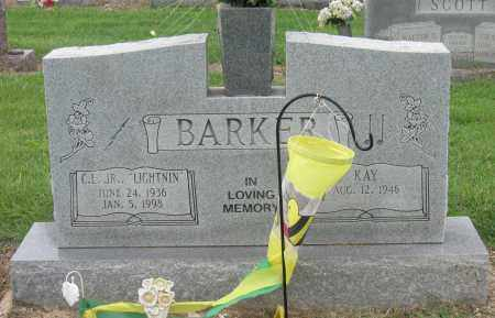 BARKER, JR, C.L. - Mississippi County, Arkansas | C.L. BARKER, JR - Arkansas Gravestone Photos