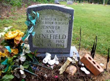 BENEFIELD, JENNIFER ANN - Mississippi County, Arkansas   JENNIFER ANN BENEFIELD - Arkansas Gravestone Photos