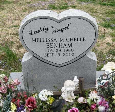 BENHAM, MELLISSA MICHELLE - Mississippi County, Arkansas | MELLISSA MICHELLE BENHAM - Arkansas Gravestone Photos