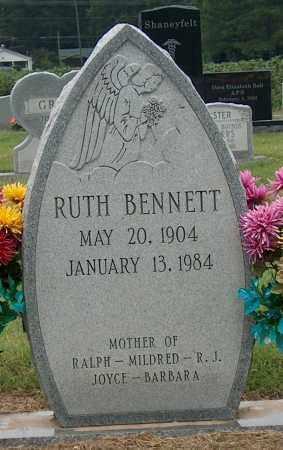BENNETT, RUTH - Mississippi County, Arkansas   RUTH BENNETT - Arkansas Gravestone Photos