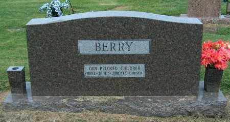 BERRY, JIMMY DALE - Mississippi County, Arkansas | JIMMY DALE BERRY - Arkansas Gravestone Photos
