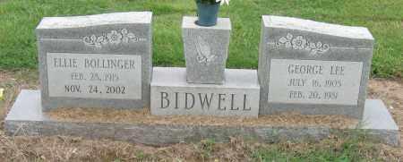 BIDWELL, ELLIE - Mississippi County, Arkansas | ELLIE BIDWELL - Arkansas Gravestone Photos