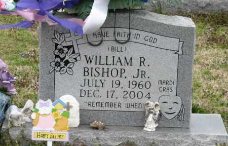BISHOP, JR, WILLIAM R. (BILL) - Mississippi County, Arkansas | WILLIAM R. (BILL) BISHOP, JR - Arkansas Gravestone Photos