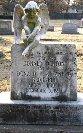 BLODGETT, DONALD DENTON - Mississippi County, Arkansas | DONALD DENTON BLODGETT - Arkansas Gravestone Photos