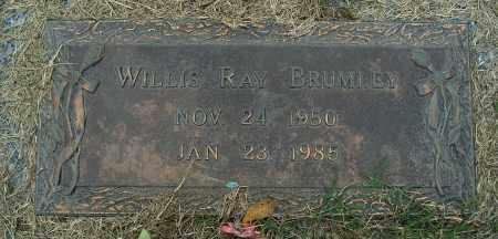 BRUMLEY, WILLIS RAY - Mississippi County, Arkansas | WILLIS RAY BRUMLEY - Arkansas Gravestone Photos