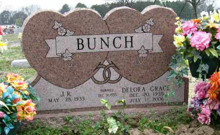 BUNCH, DELORA GRACE - Mississippi County, Arkansas | DELORA GRACE BUNCH - Arkansas Gravestone Photos