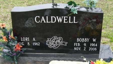 CALDWELL, BOBBY W. - Mississippi County, Arkansas | BOBBY W. CALDWELL - Arkansas Gravestone Photos