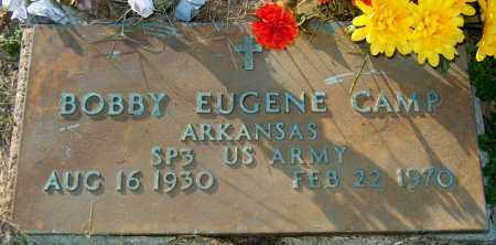 CAMP (VETERAN), BOBBY EUGENE - Mississippi County, Arkansas | BOBBY EUGENE CAMP (VETERAN) - Arkansas Gravestone Photos