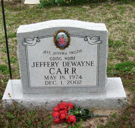CARR, JEFFERY DEWAYNE - Mississippi County, Arkansas | JEFFERY DEWAYNE CARR - Arkansas Gravestone Photos