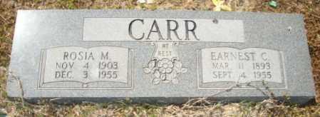CARR, ROSIA M - Mississippi County, Arkansas | ROSIA M CARR - Arkansas Gravestone Photos