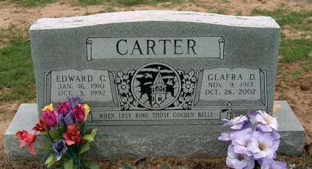 CARTER, GLAFRA D. - Mississippi County, Arkansas | GLAFRA D. CARTER - Arkansas Gravestone Photos