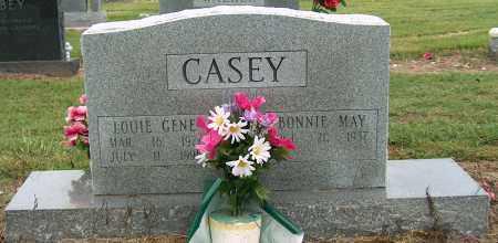 CASEY, LOUIE GENE - Mississippi County, Arkansas | LOUIE GENE CASEY - Arkansas Gravestone Photos