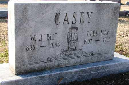 "CASEY, W. J. ""BILL"" - Mississippi County, Arkansas 