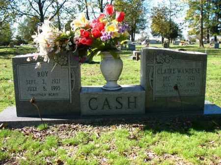 CASH, CLAIRE WANDENE - Mississippi County, Arkansas   CLAIRE WANDENE CASH - Arkansas Gravestone Photos