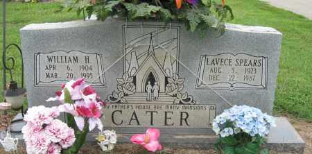 CATER, LAVECE - Mississippi County, Arkansas | LAVECE CATER - Arkansas Gravestone Photos