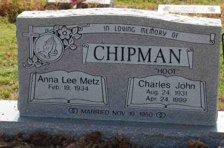 CHIPMAN, CHARLES JOHN - Mississippi County, Arkansas | CHARLES JOHN CHIPMAN - Arkansas Gravestone Photos