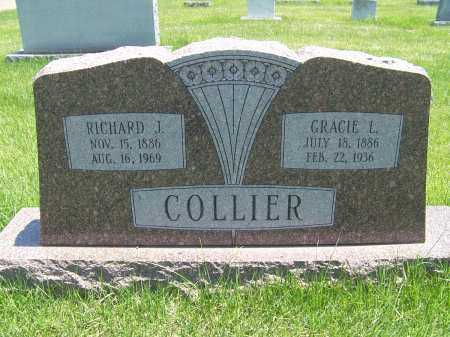 COLLIER, RICHARD - Mississippi County, Arkansas | RICHARD COLLIER - Arkansas Gravestone Photos
