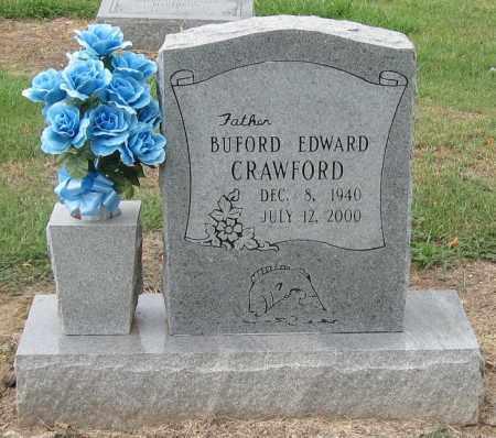 CRAWFORD, BUFORD EDWARD - Mississippi County, Arkansas | BUFORD EDWARD CRAWFORD - Arkansas Gravestone Photos
