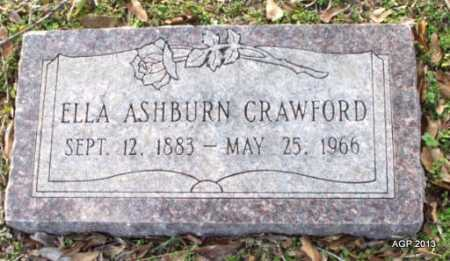 CRAWFORD, ELLA - Mississippi County, Arkansas | ELLA CRAWFORD - Arkansas Gravestone Photos