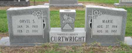 CURTWRIGHT, MARIE - Mississippi County, Arkansas | MARIE CURTWRIGHT - Arkansas Gravestone Photos